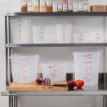 Контейнеры для сыпучих продуктов