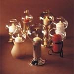 Светильники, свечи и подсвечники