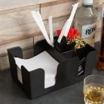 Подставки и контейнеры для барного инвентаря