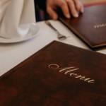 Папки для меню и счетов