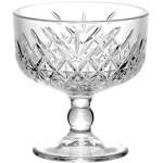 Креманка «Таймлесс»; стекло; 275мл; D=98, H=102, 5мм; прозрачный