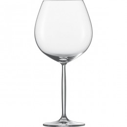 Бокал для вина «Дива»; хрустальное стекло ; 0, 839л; D=78/115, H=250мм; прозрачный
