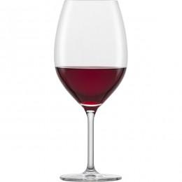 Бокал для вина «Банкет»; хрустальное стекло ; 0, 6л; D=93, H=223мм; прозрачный