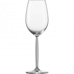Бокал для вина «Дива»; хрустальное стекло ; 302мл; D=54/70, H=230мм; прозрачный