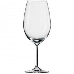 Бокал для вина «Ивенто»; хрустальное стекло ; 0, 633л; D=63/80, H=235мм; прозрачный