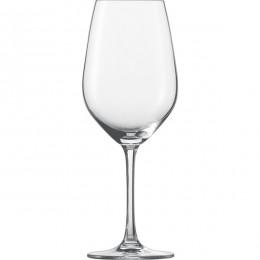 Бокал для вина «Вина»; хрустальное стекло ; 404мл; D=82, H=217мм; прозрачный