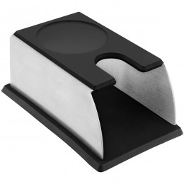 Подставка для темпера; сталь нержавеющая , силикон; H=6, L=14, B=9см