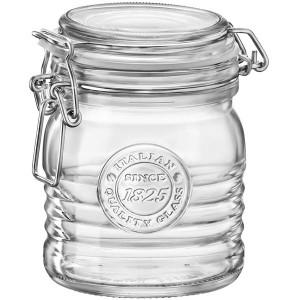 Банка для сыпучих продуктов; стекло; 446мл; D=91, H=103мм