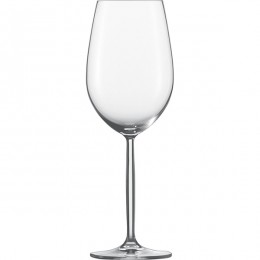 Бокал для вина «Дива»; хрустальное стекло ; 0, 591л; D=65/90, H=265мм; прозрачный