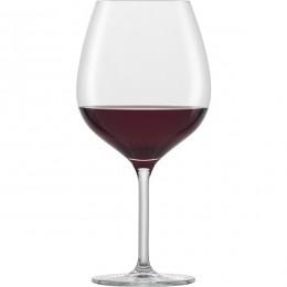 Бокал для вина «Банкет»; хрустальное стекло ; 0, 63л; D=10, 1, H=21см; прозрачный