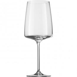 Бокал для вина «Сэнса»; хрустальное стекло ; 0, 66л; D=94, H=243мм