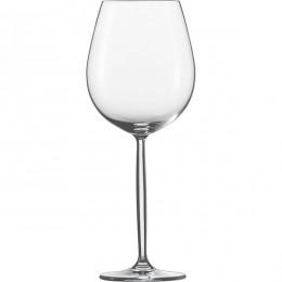 Бокал для вина «Дива»; хрустальное стекло ; 460мл; D=65/92, H=230мм; прозрачный
